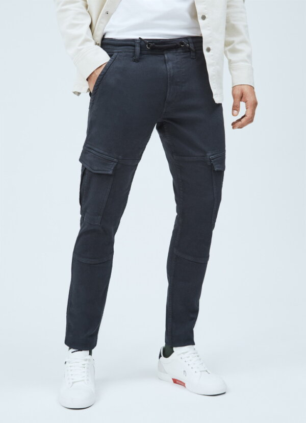 zanaga pepe jeans pepe jeans jared bleu