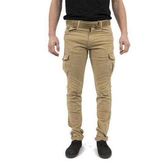 zanaga kaporal pantalons kaporal kali beige
