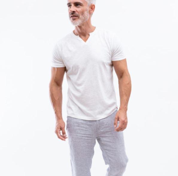 zanaga mcs mcs tshirt blanc