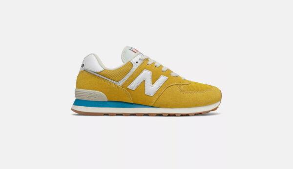 zanaga new balance new balance jaune