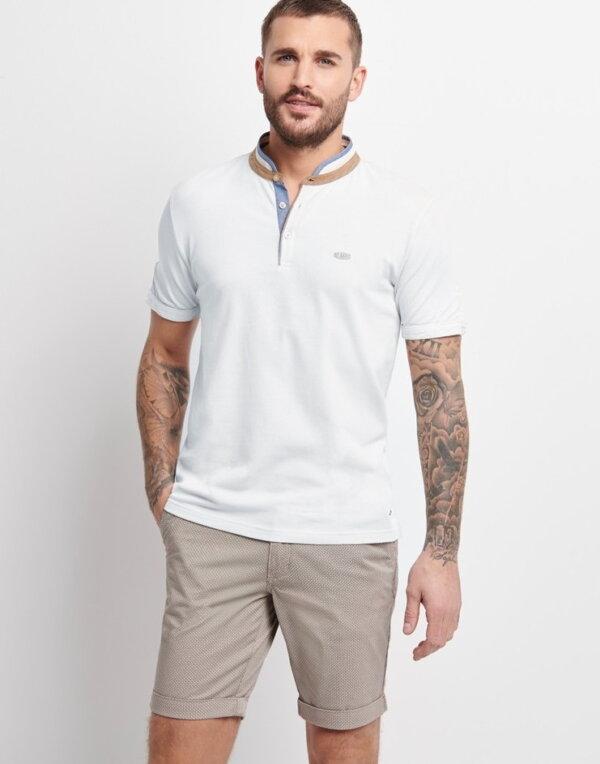 zanaga delahaye bermuda vetements sportswear chic homme