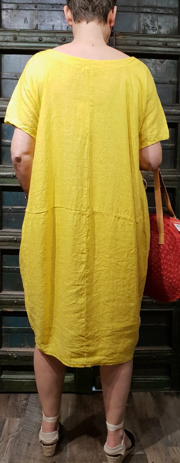 zanaga talia benson jaune
