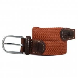 zanaga billybelt ceinture elastique terracotta cm