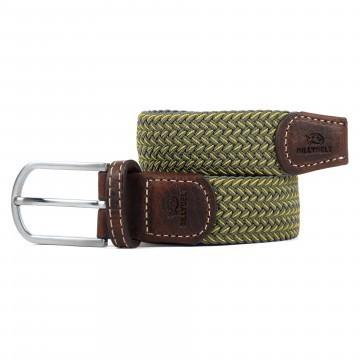 zanaga billybelt ceinture tressee elastique la budapest cb