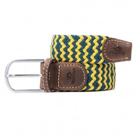 zanaga billybelt ceinture tressee elastique la lima cb