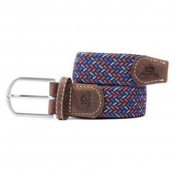 zanaga billybelt ceinture tressee elastique la manchester cb