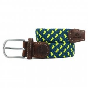 zanaga billybelt ceinture tressee elastique la split cb