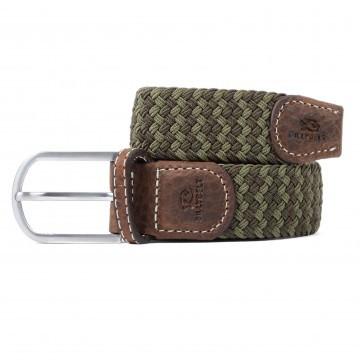 zanaga billybelt ceinture tressee elastique la toundra cb