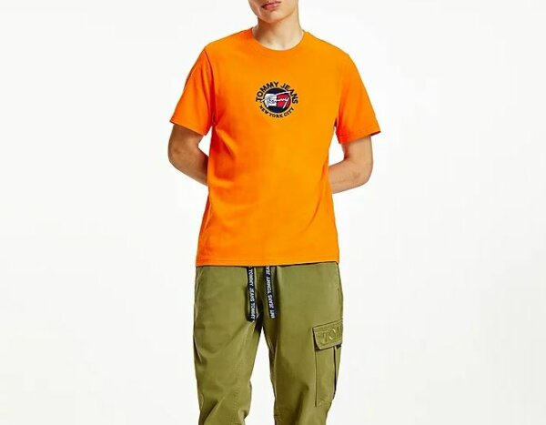 zanaga tommy jeans tommy dm orange