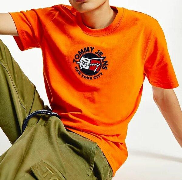 zanaga tommy jeans tommy dm orange copie